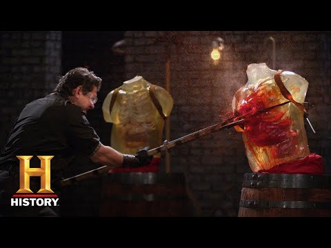 Forged in Fire: The Knightly Poleaxe Tests (Season 5) | History