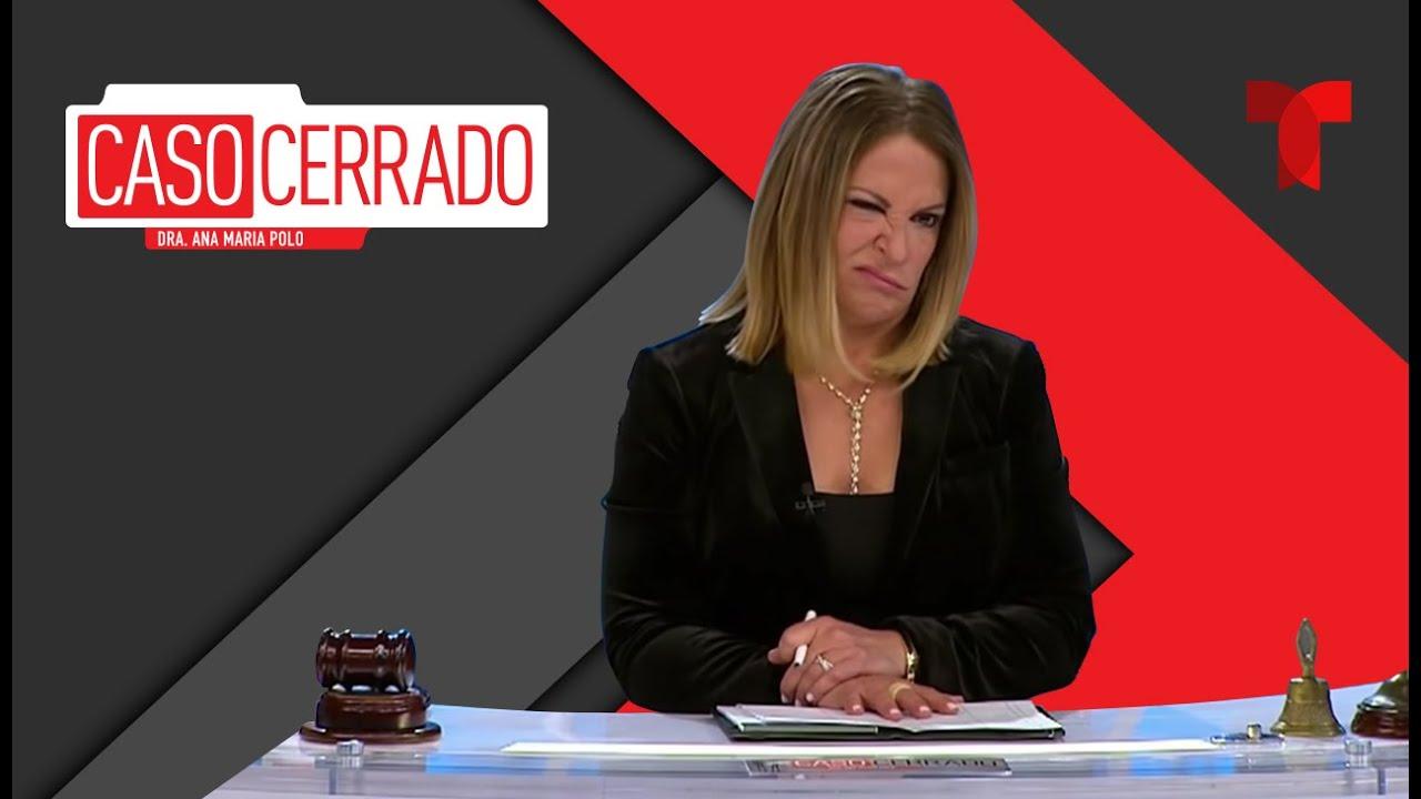 Capítulo: Influencia criminal 👵💵👩❤💋👨 | Caso Cerrado | Telemundo