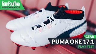 FOUR FOUR TWO | PUMA ONE play test with Tekkers Guru
