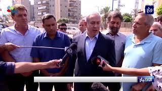 الاحتلال يجدد قصفه لعدة مواقع في غزة ويشدد إجراءات حصاره على القطاع