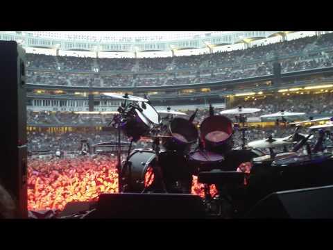 Dave Lombardo -- Disciple -- Big4 Yankee Stadium
