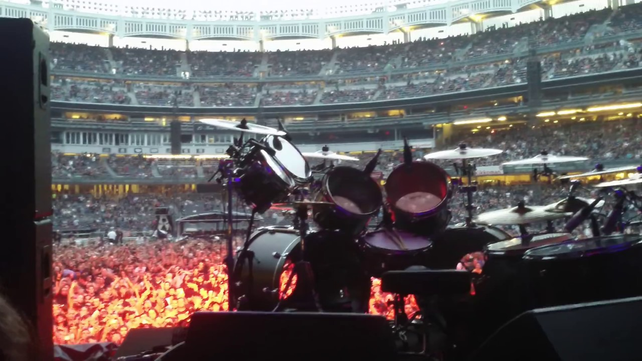 Dave Lombardo -- Slayer-Sept 14 2011