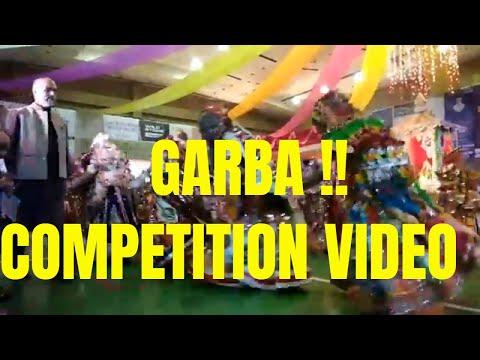 GARBA COMPETITION At SPRING CLUB KOLKATA 2017 (under 14)