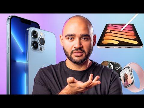 iPhone 13 - iPhone 13 Pro    آبل تتاجر في الملل .. 🤦🏻♂️