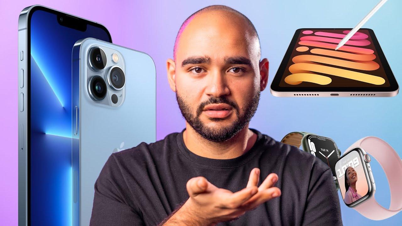 مميزات ايفون 13 برو ماكس iPhone 13 Pro Max