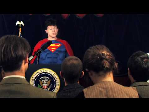 Superman vs. Aliens - SMBC Theater