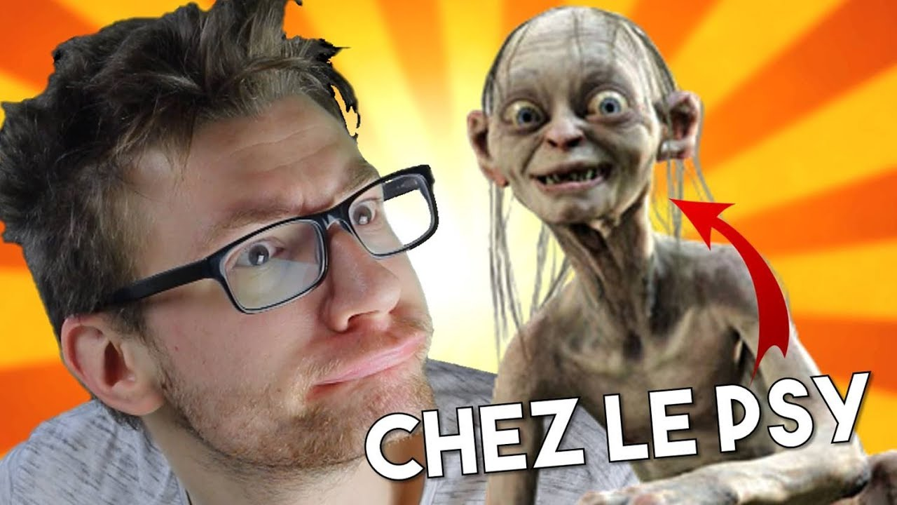Gollum chez le psy superflame youtube for Chez le psy