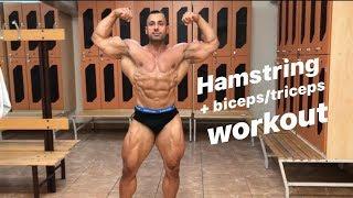 كورس تمرين عضلات الجسم الحلقة ٣   Ahmad Ahmad