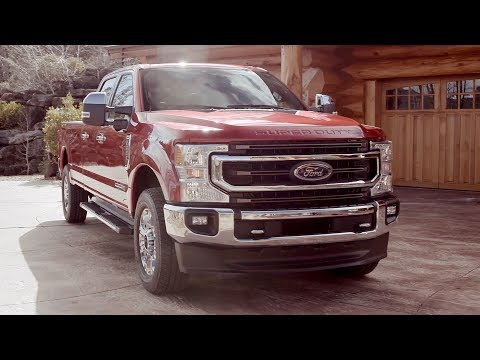 2020 Ford F-250 Super Duty King Ranch | Exterior, Interior