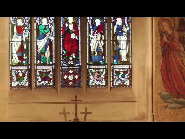 Canford Magna Parish Church 9:00 Communion 18/10/20