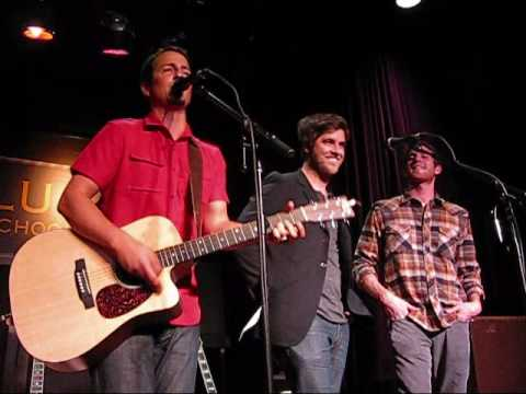 Bryan Greenberg, Michael Tolcher, and Graham Colton - With a Little Help From My Friends