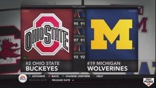 NCAA Football 2014 Demo | Gameplay Playstation 3 | SergioLiveHD