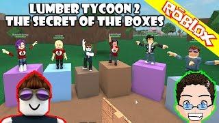 Roblox - Lumber Tycoon 2 - El secreto de las cajas