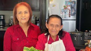 Comiendo con Abuela's Kitchen