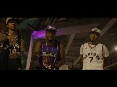 "Scrap Gang   ""Court Side"" Official Music Video"