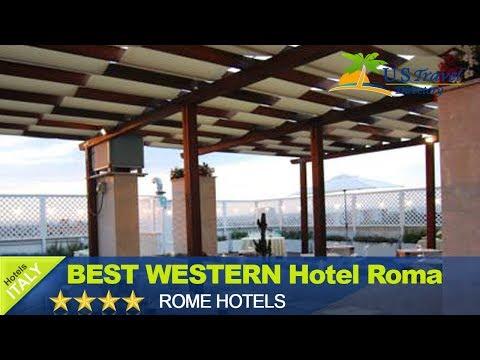 BEST WESTERN Hotel Roma Tor Vergata - Tor Vergata Hotels, Italy