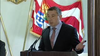 Sjednica skupštine Varaždinske županije 1. travnja 2016.