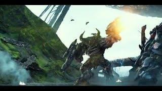 Transformer 5: Final Battle, Battle on Cybertron in hindi