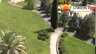 jamtour.org Дом отдыха Солнечный (Гагра, Абхазия)(Дом отдыха «Солнечный» полностью оправдывает свое название: он расположен на прекрасном теплом побережье..., 2014-05-07T02:46:24.000Z)