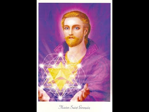 Saint Germain Speaks about Heaven and the Violet Flame