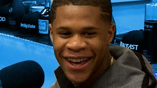 Devin Haney Interview at The Breakfast Club Power 105.1 (04/07/2016)