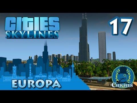Cities Skylines - Europa  #17 en español