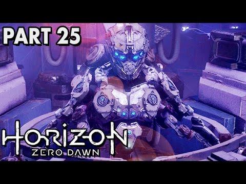 Horizon Zero Dawn German PS4 Pro Gameplay - Ultimative Power Rüstung
