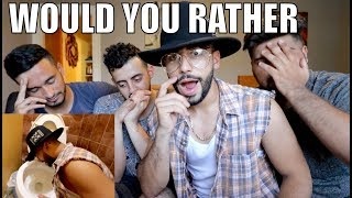 MOST INSANE WOULD YOU RATHER CHALLENGE EVER!!