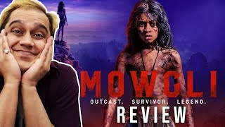 NETFLIX - Mowgli: Legend of the Jungle ( TRAILER REVIEW )