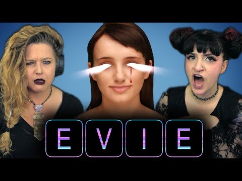 SEXUAL HEALING  Girls Play  Evie  4
