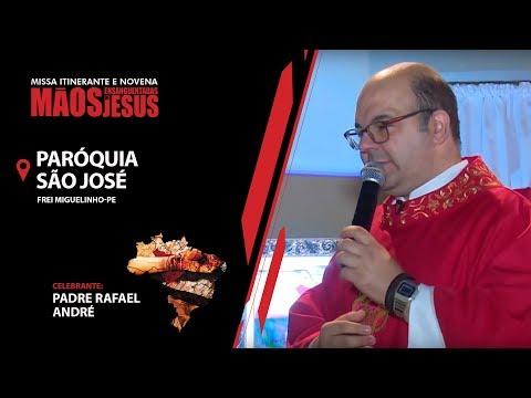Missa MEJ Itinerante - Frei Miguelinho- PE - Paróquia São José - 11/11/2019