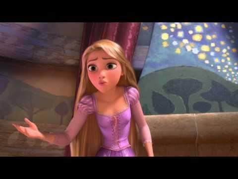 Rapunzel - L'intreccio della torre - Nuovo Trailer