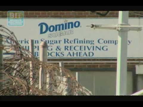 Domino Sugar Plant: Brooklyn Review