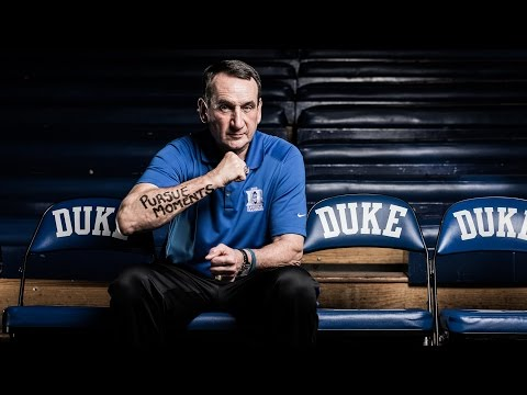 """I thought you would live forever."" --Coach K's tribute to his friend Jim Valvano"
