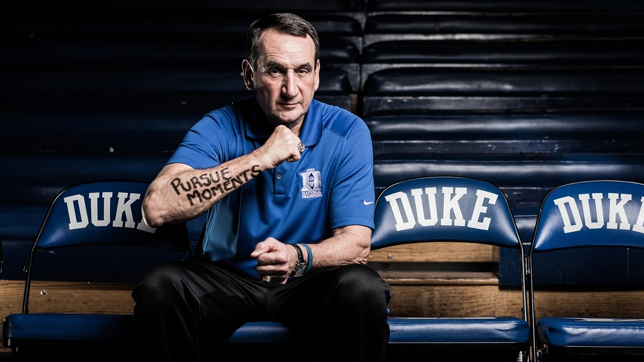 I Thought You Would Live Forever Coach K S Tribute To His Friend Jim Valvano