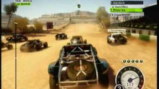 DiRT 2 Demo for XBOX 360