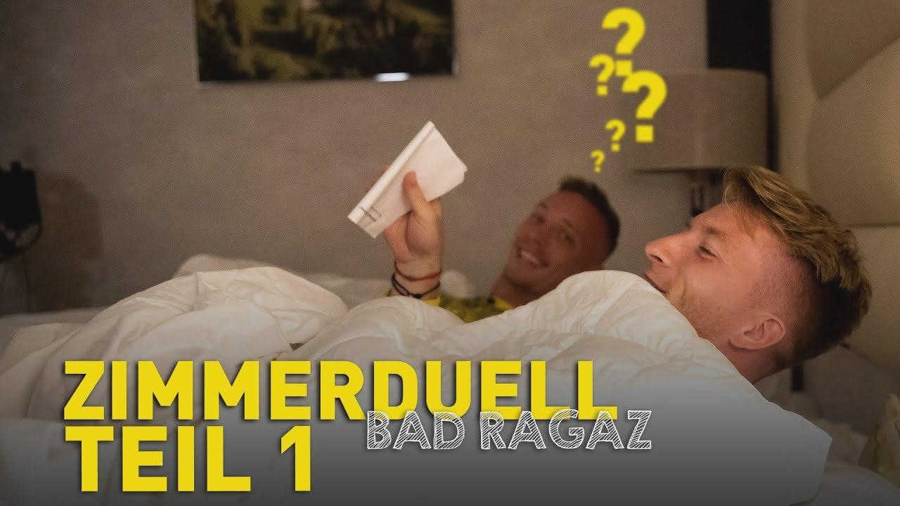 Das BVB-Zimmerduell aus Bad Ragaz mit Sancho, Hummels, Brandt & Co. | Teil 1