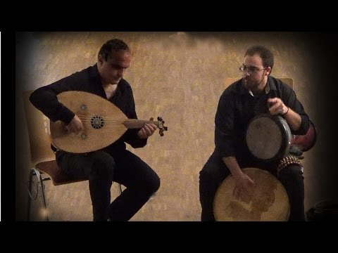 Oud Nikos Dimitriadis - Percussion Nikos Varelas , Full Concert , العود, ουτι