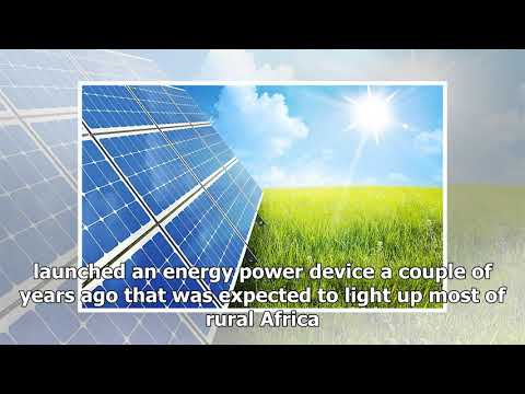 Econet ventures into solar energy – - Daily News