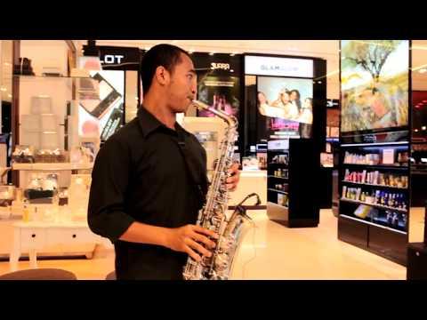 Kasih Putih - Glenn Fredlly (Cover By Alto Saxophone )