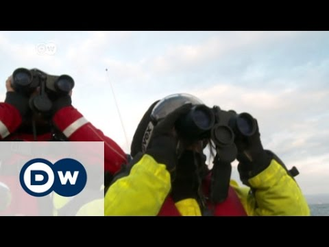 Rescuing refugees in the Mediterranean | DW News