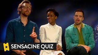 Benedict Cumberbatch, Tom Hiddleston y otros se someten a nuestro Test Marvel