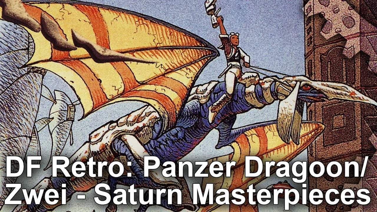 Panzer Dragoon 1&2 are getting the remake treatment