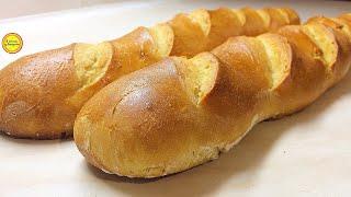 Батоны домашние Рецепт домашнего Батона Домашнний хлеб bread