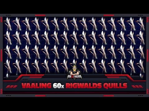 "[PATH OF EXILE] – VAALING 60x ""RIGWALD'S QUILLS"" – VAALING IS THE MOST DEVIOUS TRAP OF THEM ALL!"