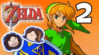 Zelda A Link to the Past: Missing the Point - PART 2 - Game Grumps