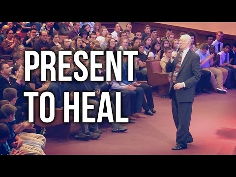 """Present To Heal"" – Rev. Lee Stoneking"