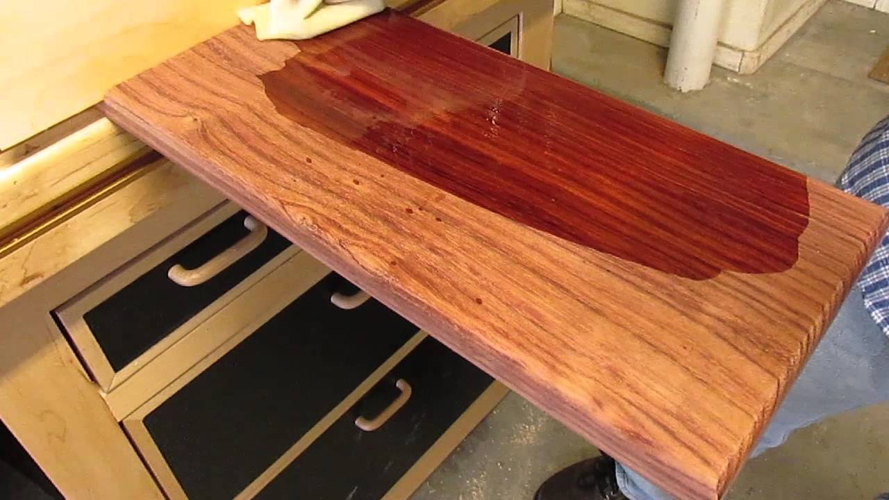 whitewash kitchen table island with trash can woodworking bubinga: project ideas and how to finish it ...