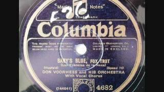 Don Voorhees - Baby