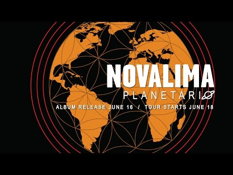 NOVALIMA Planetario / New Album & Tour